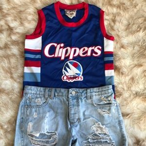 Other - Vintage San Diego Clippers Jersey